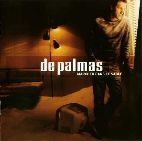 De Palmas - Marcher dans le sable